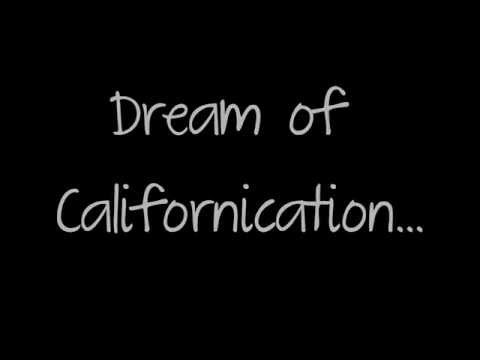 Californication - Red Hot Chili Peppers (Lyrics)