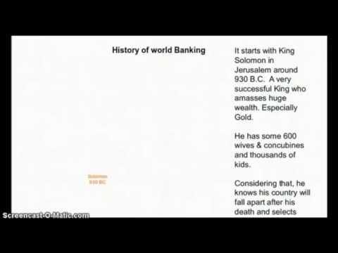 History of World Banking