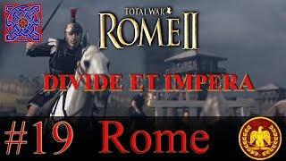 Desert Crossing :: Rome II - Divide Et Impera 1.2.4 - Rome Gameplay : #19