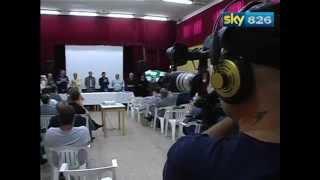Speciale SKY film carcere O.P.G. Napoli - LE STANZE APERTE -