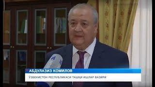 Tashqi ishlar vaziri Abdulaziz Kamilovning MDH Sammiti yakunlari bo'yicha intervyusi
