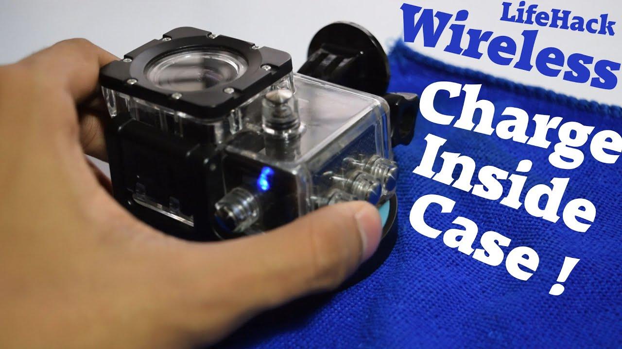 how to make a wireless camera