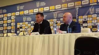 Андрей ШЕВЧЕНКО: Люблю вызывать много футболистов и открывать новые имена