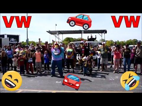 Bugapaluza VW Car Show 2018 Chicken Dance Bugapalooza