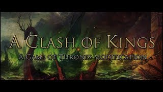Обзор мода Mount and Blade: Warband. A Clash of Kings