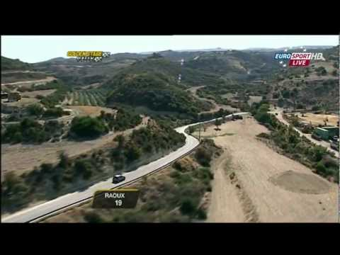 IRC Cyprus Rally 2011 (Cyprus) - Golden Stage 1st run live coverage (FullHD)
