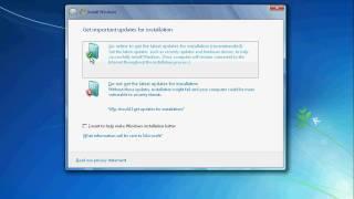 Установка Windows 7 (2/29)