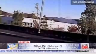 Ovni Grabado En Accidente De Paul Walker - 1 Parte