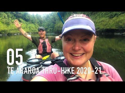 TE ARAROA THRU-HIKE 2020-21: Taumarunui to Whanganui (E 05)
