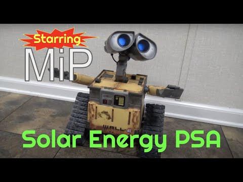 Solar Energy Public Service Announcement