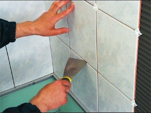 Как положить плитку на стену, укладка плитки на стену, плитку в кухне, плитку в ванной