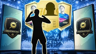 DIVISION 4 RANK 1 & 2 RIVALS REWARDS! INSANE WALKOUT PACKED! FIFA 19 Ultimate Team