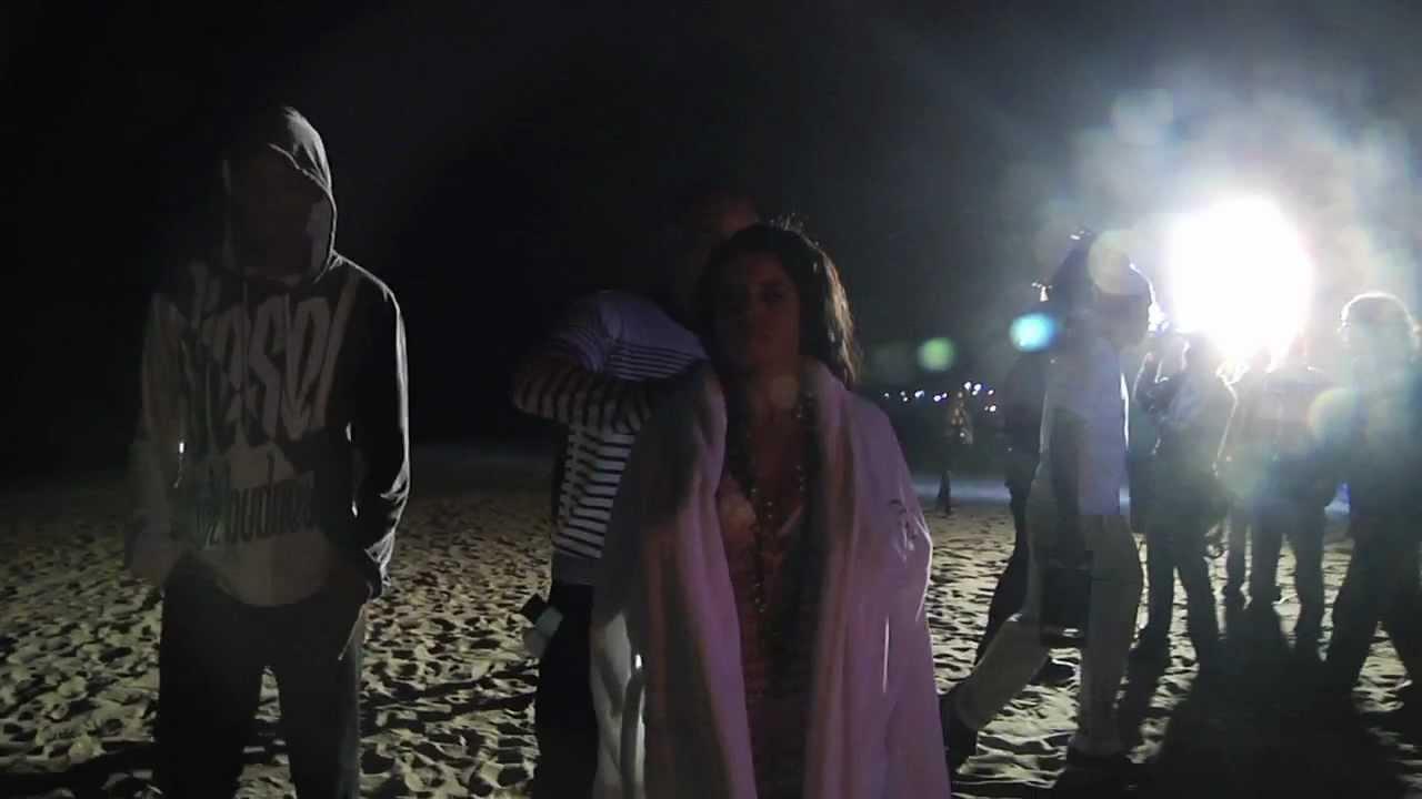 Carishma - Making of Glow In The Dark Music Video - Carishma - Making of Glow In The Dark Music Video