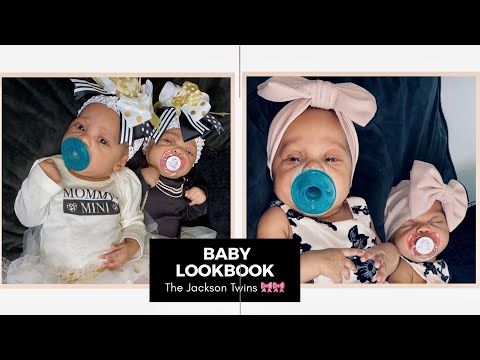 Baby Lookbook|Twin Girls|Baby Fashion Haul|Old Navy|Hobby Lobby|The Children's Place|Baby Clothes🎀