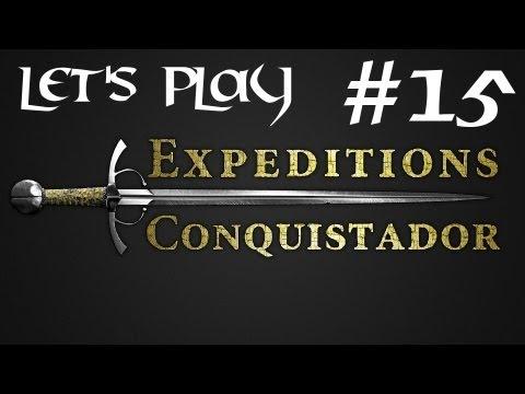Episode 15 - Let's Play Expeditions : Conquistador - Tourism