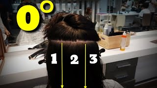 Hidden storeyed Hair sector How Makes Hair Cut techniques
