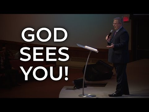 God Sees You! – Pastor Raymond Woodward