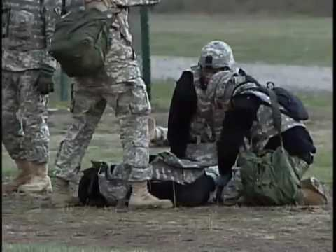 U.S. Army Training: Combat Lifesaver Courses