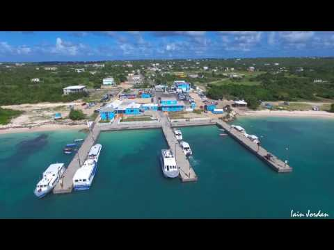 Blowing Point Anguilla Aerial Filming
