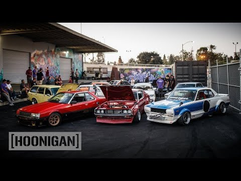 [HOONIGAN] DT 124: Team Wild Cards (Skylines, Supras, 510's, and more...)