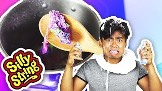 Do Not Boil SILLY STRING! thumbnail