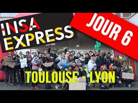 Jour 6 // INSA Express #insaexpress