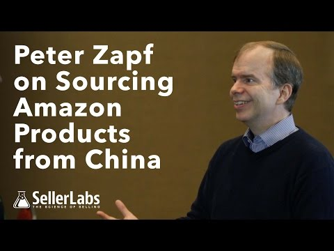 Peter Zapf of Global Sources on Sourcing Amazon Products from China