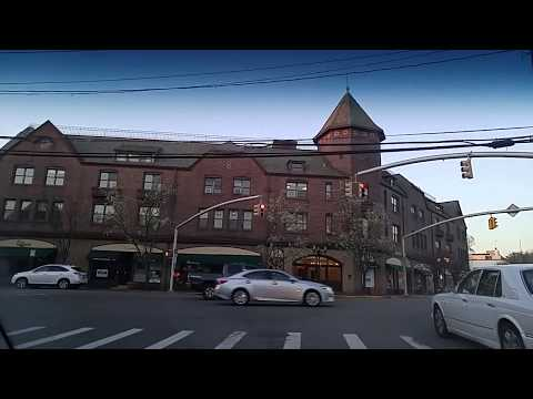 Driving by Great Neck,New York