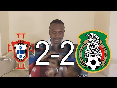 Portugal vs Mexico 2-2 - All Goals & Full Highlights - Confederations Cup 18/06/2017 HD