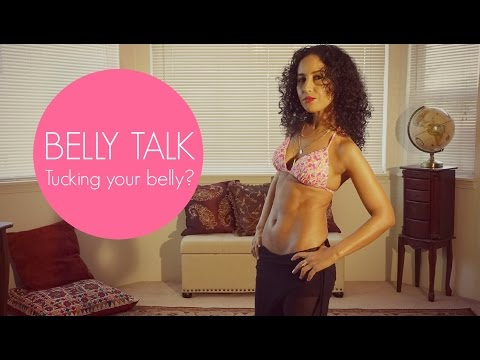 Belly Talk: tucking your belly?