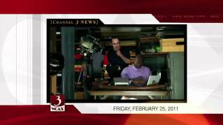 WCAX-TV 6PM Open (February 2011)