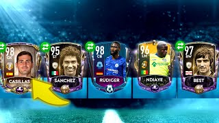 THE GREATEST PACK OPENING IN FIFA MOBILE 20!! INSANE PACK LUCK