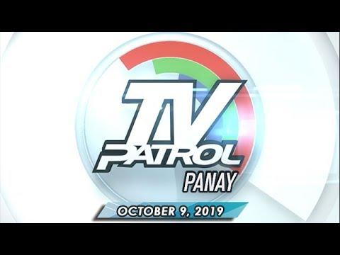 TV Patrol Panay - October 9, 2019
