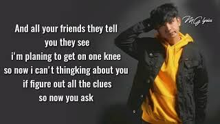 I Love You 3000 - Stephani Poetri Cover By Reza Darmawangsa || Lyrics video