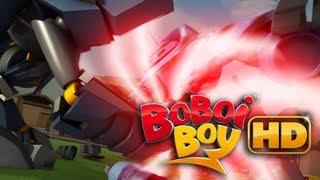 BoBoiBoy: Kemusnahan Probe (HD)