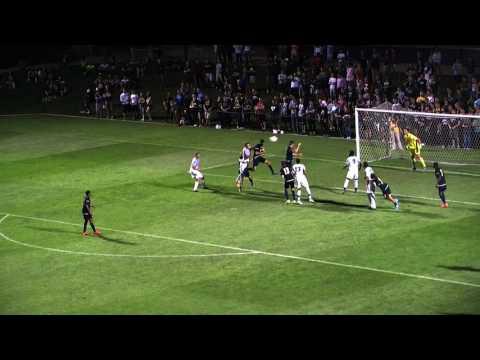 Akron vs  UC Santa Barbara Soccer Highlights - Show 1