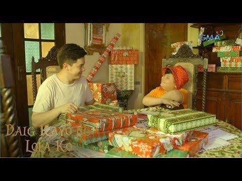 Daig Kayo Ng Lola Ko: Nonoy begins his Santa duties