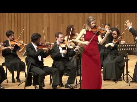 ORQUESTRA DE CÂMARA de CASCAIS e OEIRAS - MOZART, Concerto para Violino nº5 em Lá Maior
