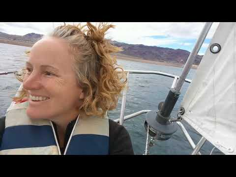 Sailing Lake Mead: Racing with Nevada Yacht Club