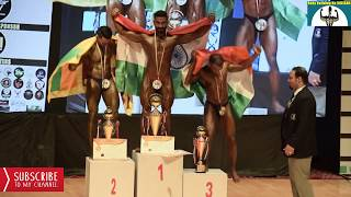 mr world 2018 bodybuilding winner Hasmuddin khan