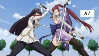 Fairy Tail S2 episode 81 HD