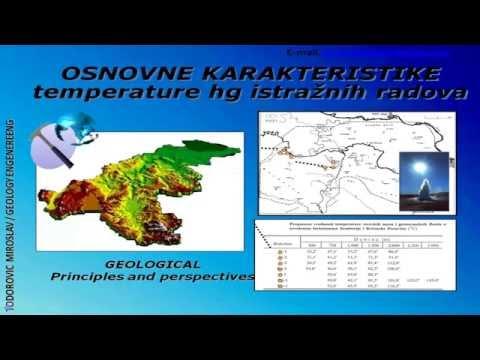 GEOLOGY BASIC INFO mineralne sirovine MILICI 2013 FIELD STUDY mineral resources)