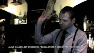 VIDÉO : Réalisation du cocktail PORN STAR par Joseph Biolatto (le Forvm)