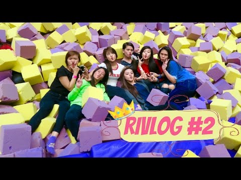 Bonding with the Admins of Rivaholics - RiVlog #2