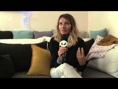 """Interview de Coralie Clément - """"La Belle Affaire"""""""