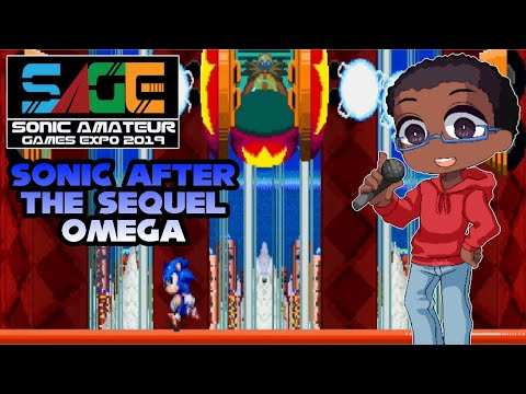 D-Money107 Plays: Sonic After The Sequel Omega