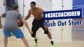 #AskCoachDrew: How to do the Jordan Clarkson/Zach LaVine Push Out Stunt