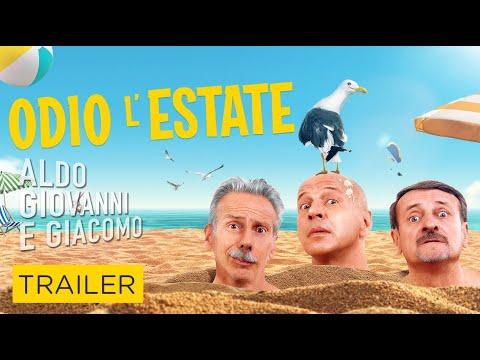 Odio l'estate - Il nuovo film di Aldo, Giovanni e Giacomo | Dal 30 gennaio al cinema!