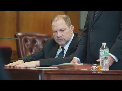 Manhattan DA Tosses Out Sex Assault Charge Against Harvey Weinstein