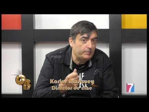 """Karlos Alastruey, director de cine, y Javi Alaiza, actor, presentan """"EAMDLN"""" en Objetivo Bizkaia"""
